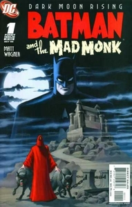 BATMAN AND THE MAD MONK # 1