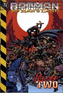 DC Comic Books Batman No Man's Land Vol. 2 Trade Paperback