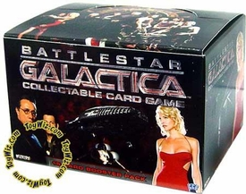 Wizkids Battlestar Galactica Card Game Booster Box