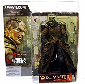 McFarlane Toys Movie Maniacs Series 5 Action Figure The Wishmaster