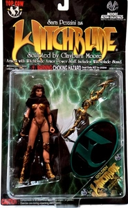 Moore Action Collectibles Action Figure Sara Pezzini as Witchblade