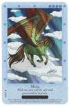 Bella Sara Horses Trading Card Game Series 3 Northern Lights Single Card Foil S13/17 Misla