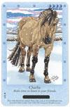 Bella Sara Horses Trading Card Game Series 3 Northern Lights Single Card Common 3/55 Charlie