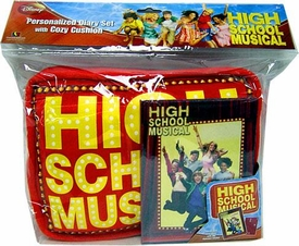High School Musical Pillow, Diary & Sticker Sheet Set #27024