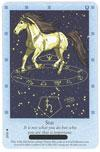 Bella Sara Horses Trading Card Game Series 3 Northern Lights Single Card Common 23/55 Star
