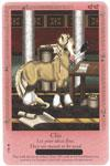 Bella Sara Horses Trading Card Game Series 4 Ancient Lights Single Card Common 7/55 Clio