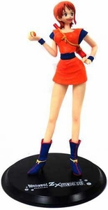Dragon Ball X One Piece LOOSE Vinyl Figure Nami as Goku