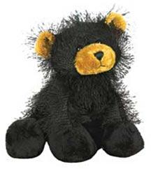 Lil'Kinz Mini Plush Black Bear