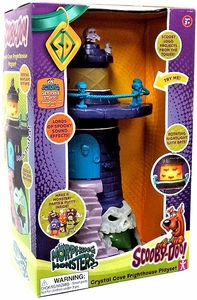 Scooby-Doo Morphing Monsters Playset Crystal Cove Frighthouse