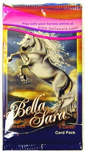 Bella Sara Horses Trading Card Game Series 2 Booster Pack