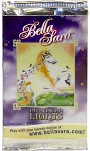 Bella Sara Horses Trading Card Game Series 3 Northern Lights Booster Pack