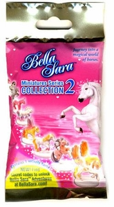 Bella Sara Horses Collectible Miniatures Series 2 Booster Pack