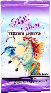Bella Sara Horses Trading Card Game Series 5 Native Lights Booster Pack