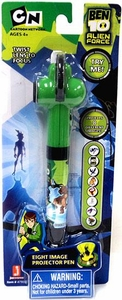 Ben 10 Eight Image Projector Pen