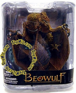 McFarlane Toys Beowulf Action Figure Dragon