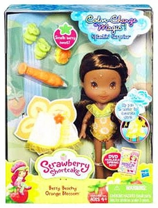 Strawberry Shortcake Splashin� Surprise Playset Berry Beachy Orange Blossom