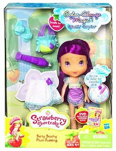 Strawberry Shortcake Splashin Surprise Playset Berry Beachy Plum Pudding