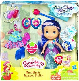 Strawberry Shortcake Hasbro Berry Blends Blueberry Muffin