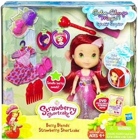 Strawberry Shortcake Hasbro Berry Blends Strawberry Shortcake