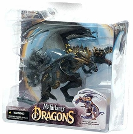 McFarlane Toys Dragons Series 4 Action Figure Berserker Dragon Clan 4