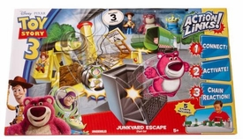 Disney / Pixar Toy Story 3 Action Links Stunt Play Set Junkyard Escape