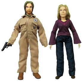 Bif Bang Pow! Lost Series 4 Set of Both Action Figures James Ford & Juliet Burke