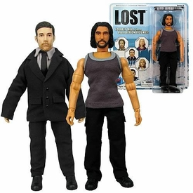 Bif Bang Pow! Lost Series 5 Set of Both Action Figures Jack Shephard & Sayid Jarrah
