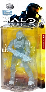 Halo 3 McFarlane Toys Collectors Club Exclusive Action Figure Active Camouflage Spartan Spartan Soldier EVA BLOWOUT SALE!