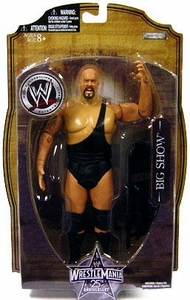 WWE Wrestlemania 25 Series 1 Action Figure Big Show