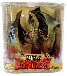 McFarlane Toys Legend of the Blade Hunters Series 1 Action Figure Eternal Dragon [Windgard]