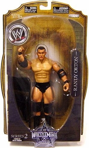 WWE Wrestlemania 25 Series 2 Action Figure Randy Orton