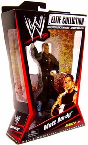 Mattel WWE Wrestling Elite Series 2 Action Figure Matt Hardy