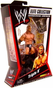 Mattel WWE Wrestling Elite Series 2 Action Figure Triple H
