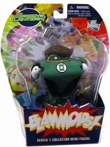 Blammoids Series 1 Mini Figure Green Lantern