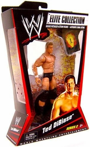 Mattel WWE Wrestling Elite Series 2 Action Figure Ted Dibiase