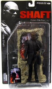 McFarlane Toys Movie Maniacs Series 3 Action Figure John Shaft [Samuel L. Jackson]
