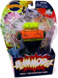 Blammoids Series 1 Mini Figure Aquaman