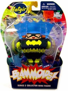 Blammoids Series 2 Mini Figure Batgirl