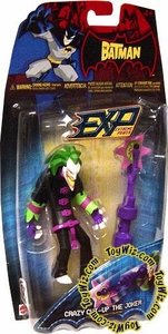 The Batman EXP Extreme Power Action Figure Crazy Cut-Up Joker