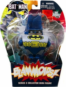 Blammoids Series 3 Mini Figure Batman [Classic]