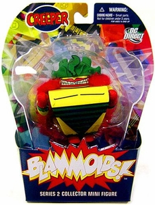 Blammoids Series 2 Mini Figure Creeper