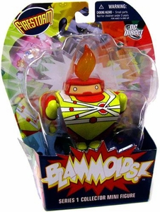 Blammoids Series 1 Mini Figure Firestorm