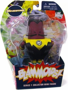 Blammoids Series 1 Mini Figure Sinestro