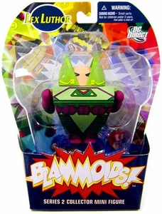Blammoids Series 2 Mini Figure Lex Luthor