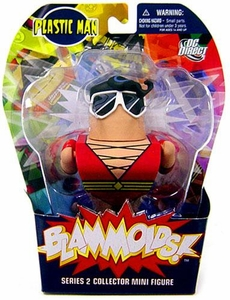 Blammoids Series 2 Mini Figure Plastic Man