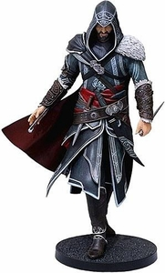 Assassin's Creed Revelations 9 Inch PVC Action Figure Ezio Auditore Da Firenze