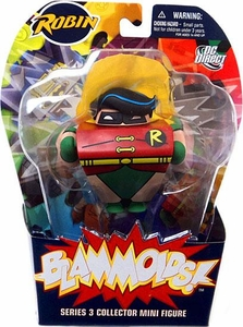 Blammoids Series 3 Mini Figure Robin