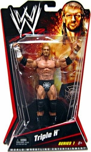 Mattel WWE Wrestling Basic Series 1 Action Figure Triple H