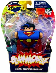 Blammoids Series 2 Mini Figure Superman