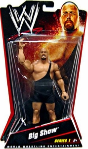 Mattel WWE Wrestling Basic Series 1 Action Figure Big Show BLOWOUT SALE!